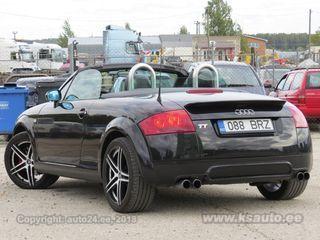 Audi TT Cabrio S-Line ABT 1.8 5V Turbo 132kW