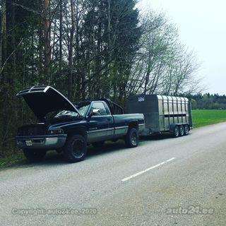Dodge RAM 2500 5.2 V8 Magnum 169kW