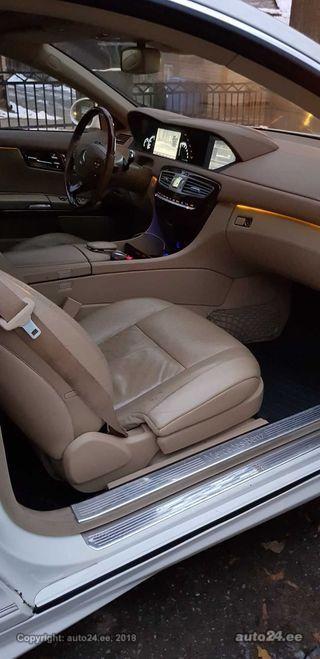 Mercedes-Benz CL 500 5.5 V8 285kW