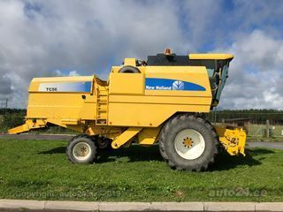 New Holland TC56 7.5 150kW