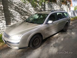 Ford Mondeo FACELIFT 2.0 85kW