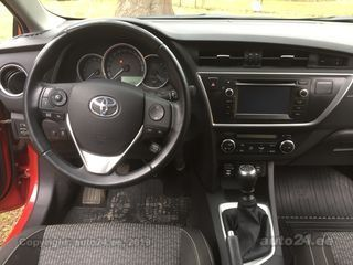 Toyota Auris Active Plus 2.0 91kW