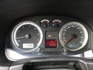 Volkswagen Bora 1.6 77kW