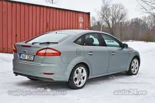Ford Mondeo GHIA 1.8 TDCi 92kW