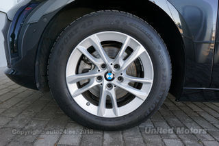 BMW 218 d Active Tourer 2.0 R4 110kW