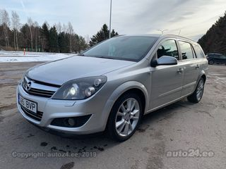 Opel Astra H Station Wagon Cosmo 1.9 CDTI 88kW