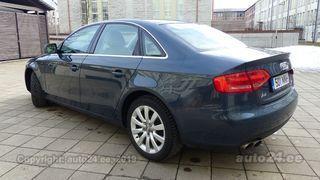 Audi A4 1.8 TFSI 118kW