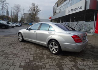 Mercedes-Benz S 500 4matic 4.7 320kW