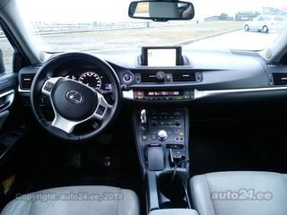 Lexus CT 200h Executive 1.8 73kW