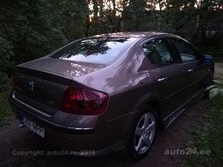 Peugeot 407 Tuning Limited Edition 2.0 100kW