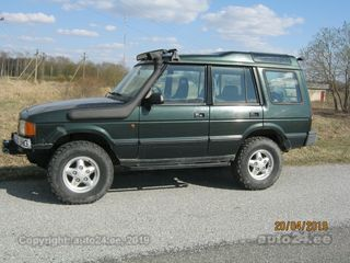 Land Rover Discovery 4.0 134kW