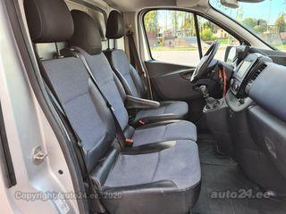 Opel Vivaro B 1.6 BI TURBO 88kW