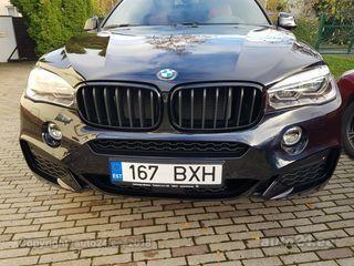mototehnika ee - BMW X6 M-sportpakett M-aerodünaamikajne 3 0