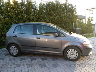 Volkswagen Golf Plus 1.6 85kW