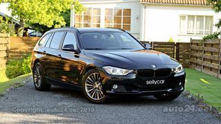 BMW 330 touring Sport Package 3.0 d TwinPower Turbo EfficientDynamics 190kW