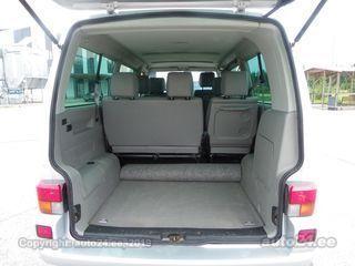 Volkswagen Caravelle Long 2.5 TDI 111kW