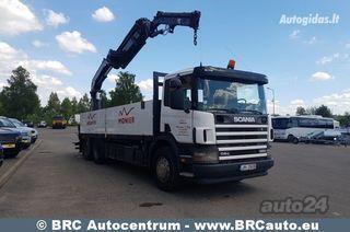 Scania 114 P 10.6 280kW