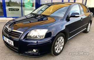 Toyota Avensis Linea Sol Technical 1.8 VVT-i 95kW
