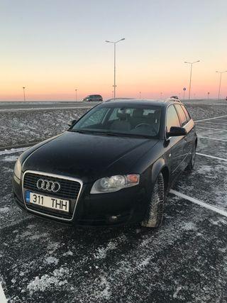 Audi A4 B7 1.9 105kW
