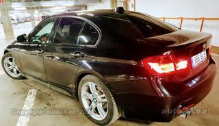 BMW 328 xDrive M Sport Package 2.0 R4 180kW