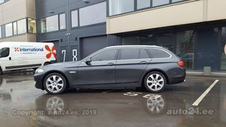 BMW 530 Touring Efficient Dynamics 3.0 180kW
