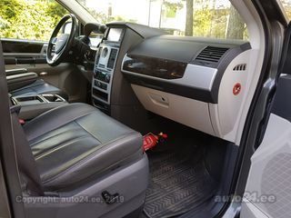 Chrysler Grand Voyager INDIVIDUAL LIMITED EDITION 2.8 120kW