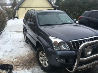 Toyota Land Cruiser luxury 3.0 122kW