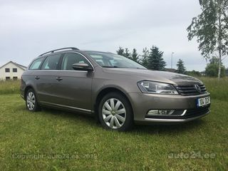 Volkswagen Passat Estate BlueMotion 1.4 TSI 90kW