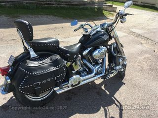 Harley-Davidson Heritage Softail V2 49kW