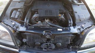 Mercedes-Benz CL 500 5.0 235kW