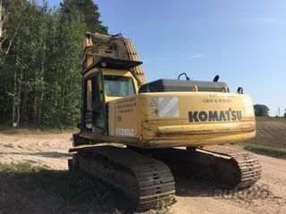 Komatsu 210 LC-6 99kW