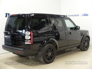 Land Rover Discovery 4 HSE Black Edition 3.0 SDV6 188kW