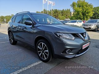 Nissan X-Trail Tekna Moonroof 1.6 dCi 96kW