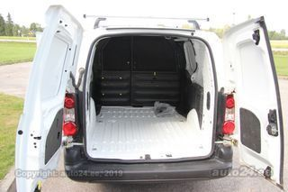 Peugeot Partner L2 1.6 66kW