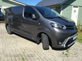 Toyota ProAce Panel Van Medium Double Comfort 2.0 90kW