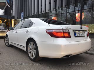Lexus LS 600h Executive 5.0 290kW