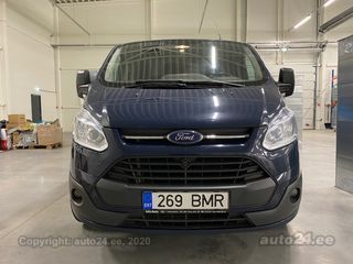 Ford Transit Custom 2.2 92kW