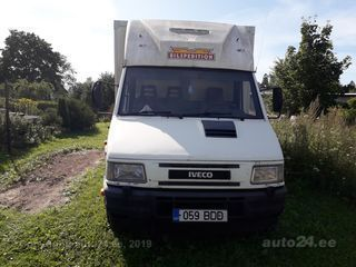 Iveco Turbodaily 2.8 90kW