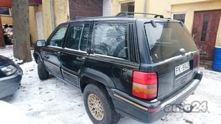 Jeep Grand Cherokee Limited 5.2 158kW