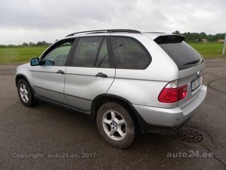 BMW X5 Facelift 3.0 155kW