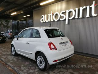 Fiat 500 Lounge 5AT 1.2 51kW