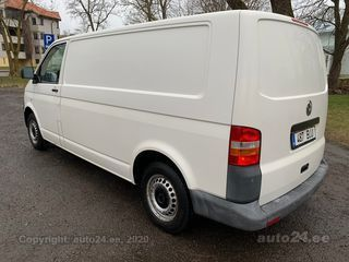 Volkswagen Transporter Long 1.9 75kW