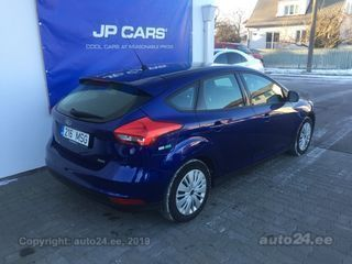 Ford Focus CNG Technik 1.6 88kW