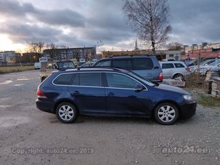Volkswagen Golf HighLine 1.6 TDI 77kW