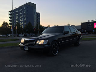 Mercedes-Benz S 320 3.2 170kW