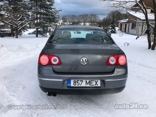 Volkswagen Passat 2.0 FSI 110kW