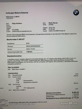 BMW C 400 GT 25kW