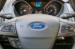 Ford Focus 1.0 Ecoboost 92kW