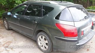 Peugeot 407 2.0 HDI 100kW