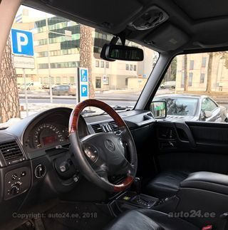 Mercedes-Benz G 400 4.0 184kW
